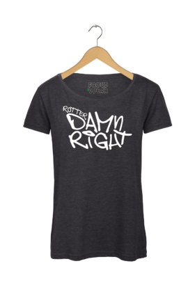 "Rotterdam T-shirt ""Rotterdamn right"""