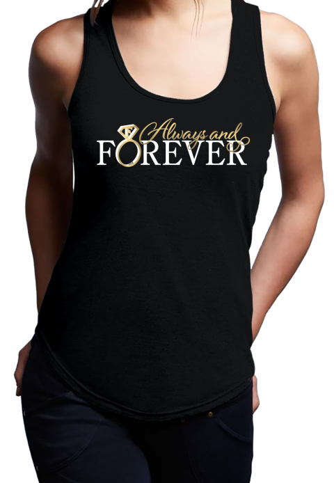 "Feyenoord tanktop ""Always and Forever"""