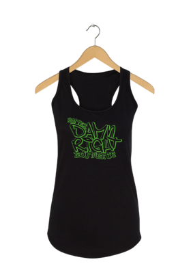 "Rotterdam tanktop ""Rotterdamn right Southside"""