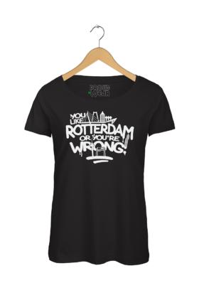 """Rotterdam T-shirt """"Like Rotterdam"""""""