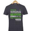 "Rotterdam T-shirt ""Rotterdam Way"" donkergrijs"