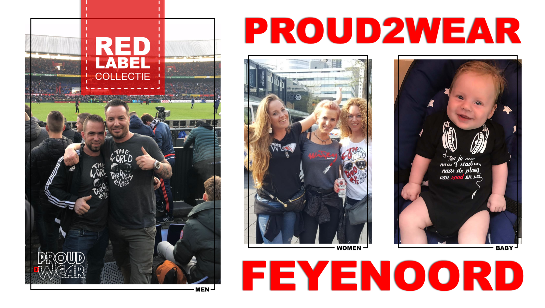Proud2wear Feyenoord