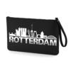 """Rotterdams Tassie """"Rotterdam Skyline"""" Voorkant"""