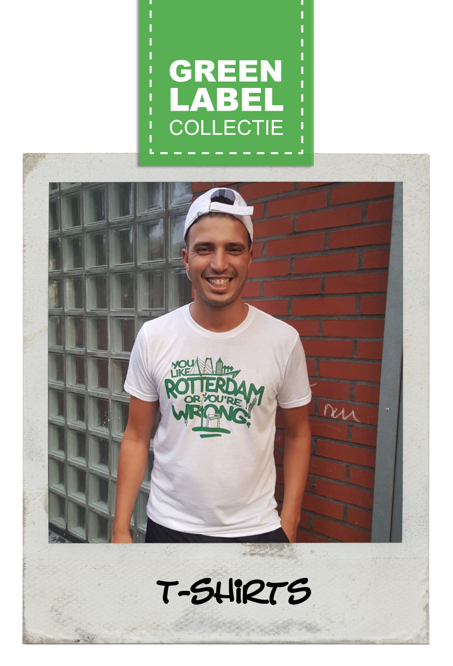 Green Label MEN Category T-shirts